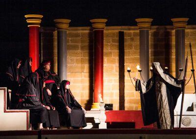 El juicio de Caifás y las negaciones de Pedro