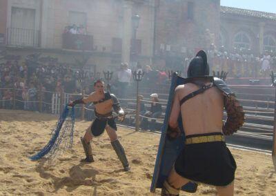 Paso Viviente, Gladiadores
