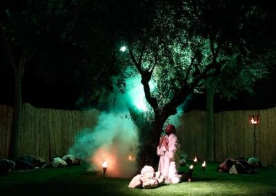 La Oración en el Huerto de los Olivos y El Prendimiento