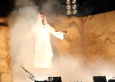 Paso Viviente, la resurrección